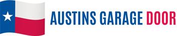 Garage door Austin Texas logo